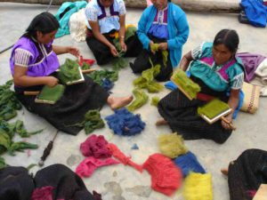 San Cristobal Wool Project CADA Foundation